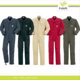 Fabrik-direkte kundenspezifische Qualitäts-Stickerei-Baumwollarbeits-Abnützung-konstantes Gesamtes (U-02)