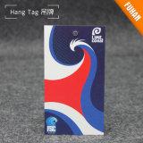 Горячая бирка Hang одежды бирки Hang картона сбывания