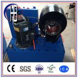 Techmaflex hydraulischer Schlauch-quetschverbindenmaschinerie-Gerät