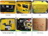 5kw générateur diesel avec l'ATS équipé, générateur diesel silencieux
