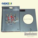 Gap2300 100A 4 Terminal-Wirtschaft warf ringsum Messinstrument-Unterseiten-Kontaktbuchse