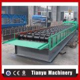 Het Broodje die van Decking van het Dak van het Metaal van de Bouwmaterialen van de Structuur van het staal Machine vormen