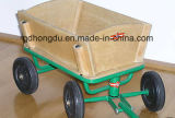 Steel Meshed Garden Tool Cart Tc1840A