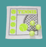 Serviette promotionnelle de diverse de boule serviette comprimée de forme