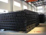 Het cement gebruikte de Gegalvaniseerde Kooi van de Filter van het Koolstofstaal van het Silicium \ Orgnaic