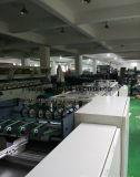 Chaîne de production automatique de cahier d'exercice de colle machine