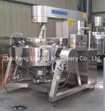 Tipo semiautomático de la calefacción de gas que cocina el mezclador