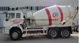 Sinotruk HOWO 6X4 30t Mélangeur 10m3 Mélangeur de ciment