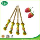 Forquilhas de bambu da fruta do cocktail do mini partido descartável
