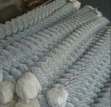 ligação 2inch Chain galvanizada furo que cerc no rolo