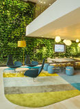 Uispairのオフィスのホームホテルの装飾的なスペース人工的な緑プラント家具
