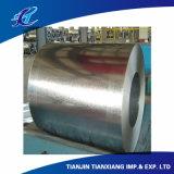 Bobina d'acciaio del galvalume duro del TUFFO caldo del materiale da costruzione delicatamente in pieno