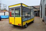 Imbiss-Auto für das Frühstück-Mittagessen und Abendessen mit BBQ-Ofen und Dampf-Potenziometer