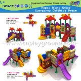 Оборудование игры скольжения спортивной площадки детей малое пластичное (HD-W-483-9)