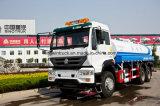 Caminhão especial do tipo de Sinotruk para o caminhão de tanque da água