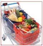 Einkaufswagen-Beutel-Käufer-Karren-Beutel