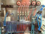 Automatic Pharmaceutical Plastic Ampola Filling Oral Máquina de selagem