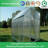 棚が付いている低価格の庭の温室