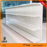 Panneau Perforated Metal Supermarket Shelf / Supermarket Gondola Shelf