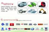 Misure del motorino di avviamento del camion di Valeo per Nissan Renault (D7E27 D7E47 2-2873-VA)