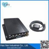 cámara móvil en tiempo real H 264 Ahd DVR de 4CH WiFi DVR 4 con la tarjeta del SD para el coche y el omnibus