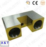 標準高精度アルミニウムまたはアルミニウムか真鍮機械部品、予備品