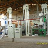 30 - 150 톤 또는 일 완전한 밥 기계, 밥 선반