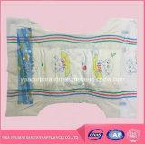 Taper à bande de la couche-culotte pp bon Absorpency pour le bébé