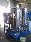 料理油の処理機械、粗野な料理油の精製所機械、小規模の食用油の精錬機械