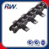 接続機構が付いている短いピッチのコンベヤーの鎖