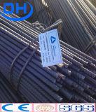 Rebar de acero deformido 12m m de alta resistencia HRB500 para la construcción