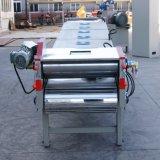 Courroie de transport de refroidissement à clé pour revêtement en poudre