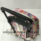 Qualitäts-Zugpendel-Laufkatze-und Rucksack-multi Funktion fahrbarer Düffel-Schule-Kind-Beutel (GB#10008-1)