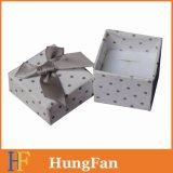 リング、イヤリングのための宝石類のパッケージのギフト用の箱、