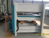 Máquina caliente de la prensa de la alimentación vertical