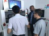 Fachmann gedruckte Schaltkarte, die Maschine OnlineSpi Inspektion überprüft