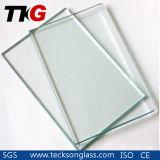 O vidro de flutuador desobstruído/matizou vidro de vidro/reflexivo/vidro laminado/espelho/vidro de vidro/Tempered figurado com alta qualidade