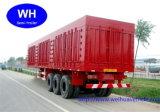 製造者からの2/3/4台の半車軸貨物トレーラー