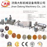 Double Screw Snacks Food Extruder