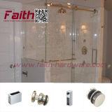 Porte coulissante pour douche en acier inoxydable (SSD 101. SS)