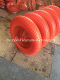 금속 Rim300/325-8 공장 바퀴 무덤 PU 거품 바퀴
