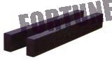 Superpräzisions-Granit-gerader Rand