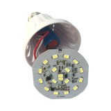Bulbo recargable de la emergencia LED de E27 5W-12W con la batería de litio