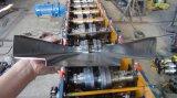 Langer Lebenszeit-Türrahmen walzen die Formung der Maschine für Baumaterial kalt