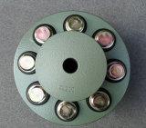 Rubberdie Koppeling, de Koppeling van Pu met Polyurethaan wordt gemaakt of Csm/SBR