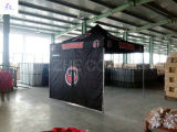 [هز-زب73] إعلان خيمة ظلة طبق [غزبو] يتيح يفرقع خيمة مرتفعة فوق خيمة