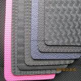スリッパの靴底のためのラインエヴァのマットパターンが付いている簡単なパターン