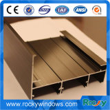 Profils de décoration en aluminium de Rocky Competitive Price