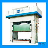 Serie HP27 mediante cuatro columnas de un solo movimiento de la prensa hidráulica para la hoja de metal del dibujo (Sellado)