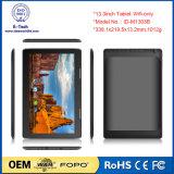 PC Rockchip Rk3368 A53 da tabuleta de um WiFi de 13.3 polegadas somente, 64 bits, Octa-Núcleo 1.5GHz 10 do toque pontos da tabuleta do OEM com caso de couro